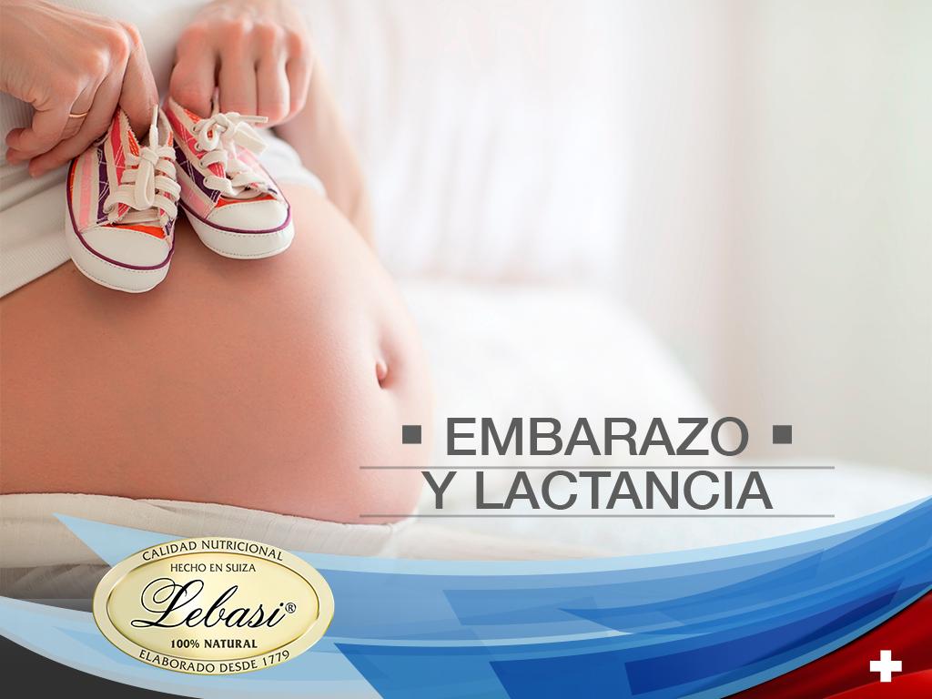 Embarazo y Lactancia