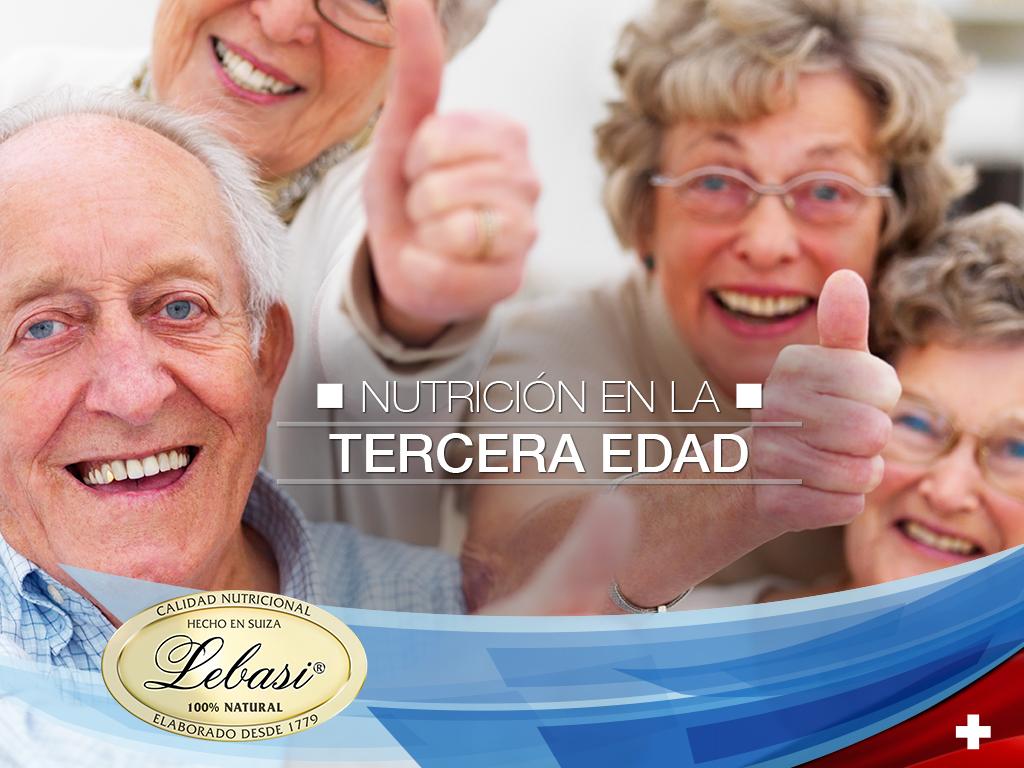 Nutrición geriátrica