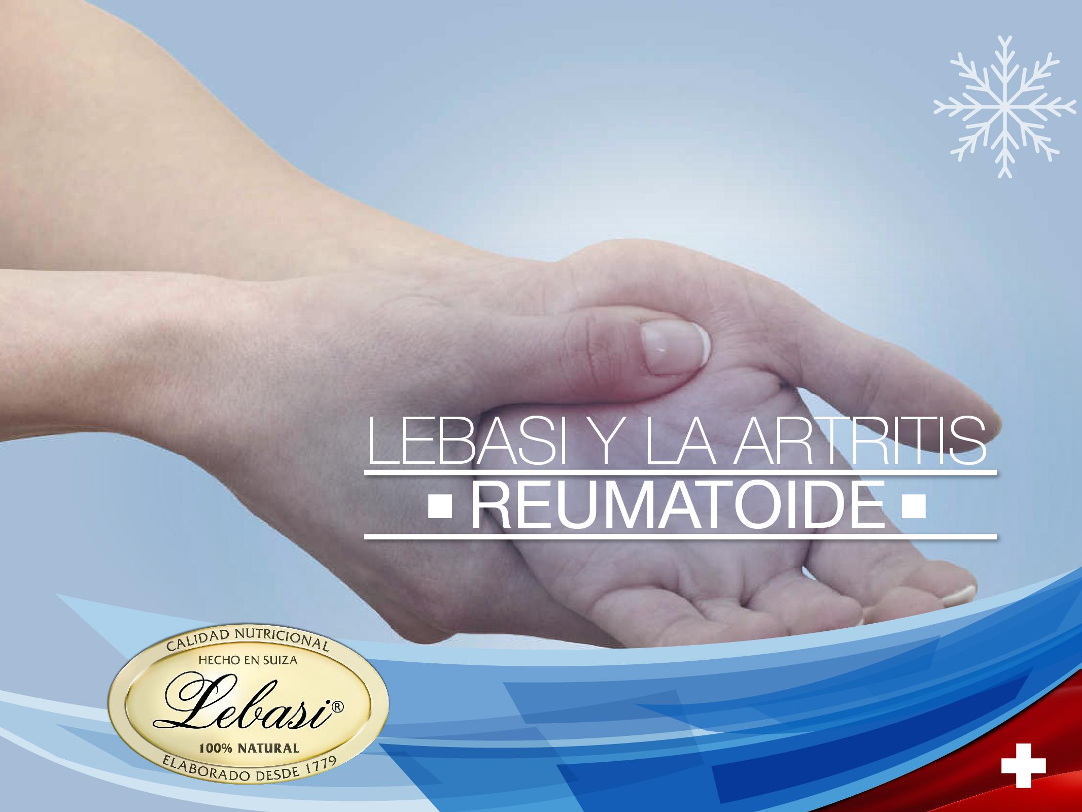 Lebasi y la Artritis