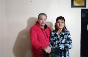 Una familia comprometida con la salud